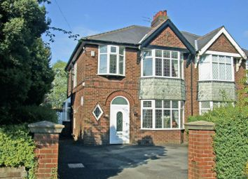 Thumbnail 3 bed semi-detached house for sale in Cromwell Road, Ribbleton, Preston