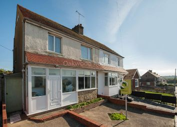 Thumbnail 3 bed semi-detached house for sale in Invicta Road, Margate