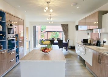 Thumbnail 5 bed detached house for sale in Parkwood Close, Alfreton