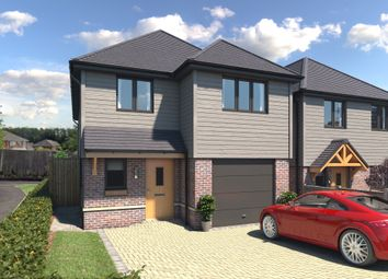 Thumbnail Detached house for sale in Ash Copse, Bishopstoke, Eastleigh