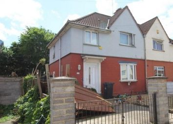 Thumbnail 3 bed semi-detached house for sale in Cavan Walk, Knowle, Bristol, Avon