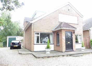 Thumbnail 4 bedroom detached house for sale in School Lane, Stapleton, Leicestershire