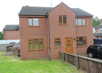 Thumbnail 4 bedroom detached house to rent in Bingham Place, Lofthouse, Wakefield