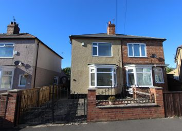 Thumbnail 2 bed semi-detached house for sale in Claremont Road, Darlington