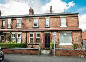Thumbnail 2 bed terraced house for sale in Station Road, Ormskirk, Lancashire