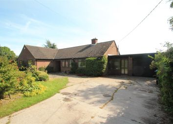 Thumbnail 3 bed detached bungalow for sale in Leapley Lane, Alkmonton, Ashbourne