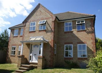 Thumbnail 5 bedroom detached house to rent in Pear Tree Close, Haddenham, Ely