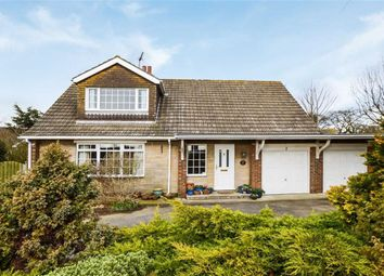 Thumbnail 3 bed detached house for sale in Manor Park, Seaton, East Yorkshire