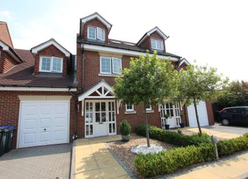 Thumbnail 4 bed end terrace house to rent in Mayhurst Mews, Mayhurst Avenue, Woking