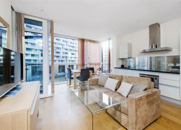 Thumbnail 1 bedroom flat to rent in Hepworth Court, 30 Gatliff Road, Westminster, London
