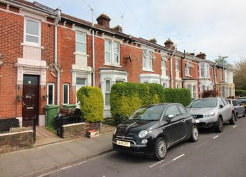 Thumbnail 3 bed terraced house for sale in Orchard Road, Southsea