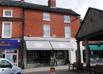 Thumbnail 1 bed flat to rent in Cheshire Street, Market Drayton, Shropshire