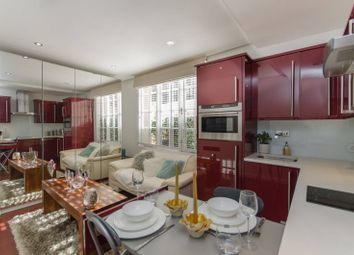 Thumbnail Flat for sale in West Eaton Place, Belgravia