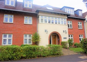 Thumbnail 2 bed flat for sale in Highcroft Road, Winchester