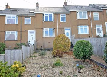 3 bed terraced house for sale in Longview Terrace, Higher Compton, Plymouth PL3