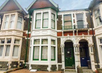 Thumbnail 2 bed flat for sale in Shirley Road, Roath Park, Cardiff