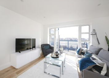Thumbnail 2 bed flat for sale in Scotia Building, Atlantic Wharf, London