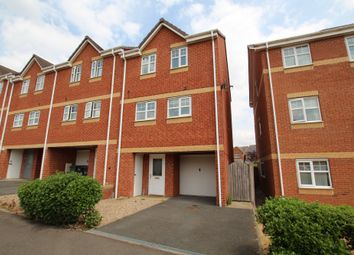 Thumbnail 4 bed end terrace house for sale in Wisteria Way, Nuneaton
