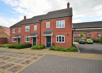 Thumbnail 3 bed end terrace house for sale in Scotney Close, Kingsnorth, Ashford
