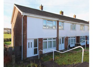 Thumbnail 2 bedroom end terrace house for sale in Glyncollen Crescent, Ynysforgan