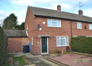 Thumbnail 2 bed semi-detached house for sale in Roundfield, Upper Bucklebury, Reading
