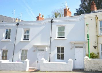Thumbnail 2 bed terraced house for sale in 2 Auckland Terrace, La Charroterie, St Peter Port