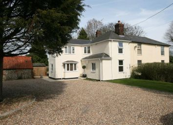 Thumbnail 3 bed semi-detached house to rent in The Lilacs, Chelmsford Road, White Roding, Essex
