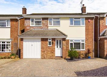 Thumbnail 4 bed detached house for sale in Church Road, Thornbury, .