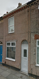 Thumbnail 2 bedroom terraced house to rent in Tudor Street, Liverpool