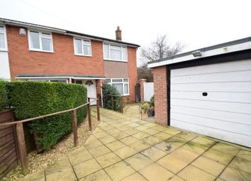 Thumbnail 3 bed semi-detached house for sale in Merton Close, Little Neston, Neston