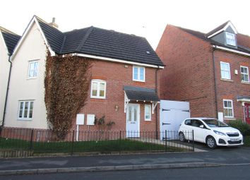 Thumbnail 3 bed semi-detached house for sale in Barons Close, Kirby Muxloe, Leicester