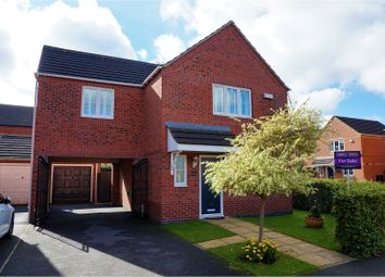 Thumbnail 3 bed detached house for sale in Lindley Avenue, Sutton-In-Ashfield