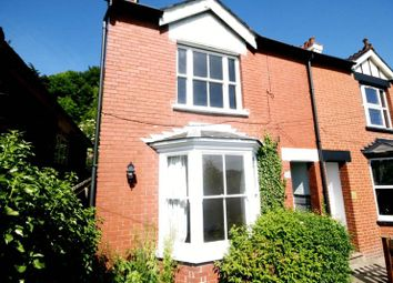 Thumbnail 3 bed terraced house to rent in Hivings Hill, Chesham