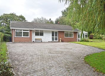 Thumbnail 3 bed detached bungalow for sale in Cefnllys Lane, Llandrindod Wells