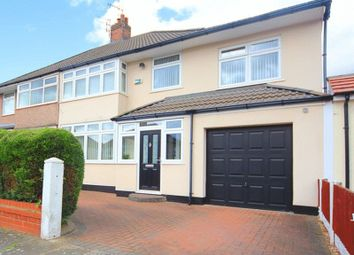 Thumbnail 4 bed semi-detached house for sale in Melbreck Road, Allerton, Liverpool