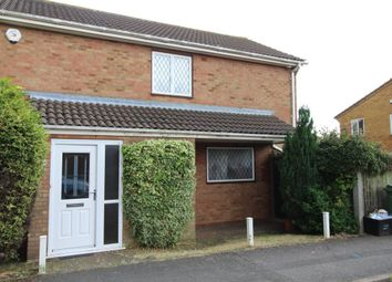 Thumbnail 4 bedroom property to rent in Weldon Close, Luton