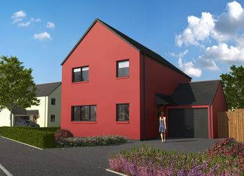 Thumbnail 4 bed detached house for sale in Duffryn Oaks, Pencoed