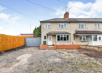 Thumbnail 3 bed end terrace house for sale in Leabrook Road North, Wednesbury