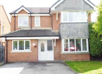 Thumbnail 4 bed detached house for sale in Hall Cross Avenue, Wombwell