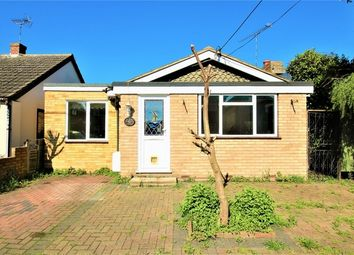 Thumbnail 2 bed detached bungalow for sale in Marcos Road, Canvey Island, Essex