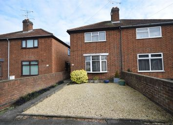 Thumbnail 2 bed semi-detached house for sale in Tower Road, Southfields, Rugby, Warwickshire