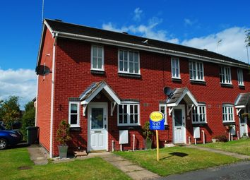 Thumbnail 2 bed end terrace house to rent in Chancel Drive, Market Drayton