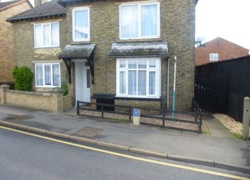 Thumbnail 1 bedroom flat for sale in Mortons Court, Station Road, March