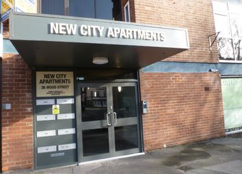 2 bed flat to rent in New City Apartments, 36 Wood Street, Wakefield, West Yorkshire WF1