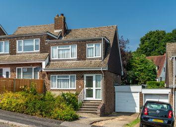 Ravenscroft Close, Bursledon SO31. 3 bed semi-detached house