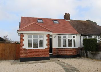 Thumbnail 4 bed semi-detached house for sale in Seaforth Gardens, Stoneleigh, Epsom