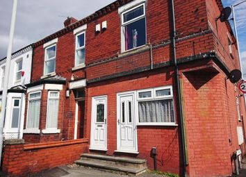 Thumbnail 2 bedroom flat to rent in Gorton Road, Reddiush, Stockport
