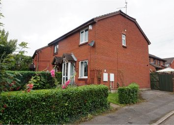 Thumbnail 2 bedroom semi-detached house for sale in Peckham Close, Danescourt