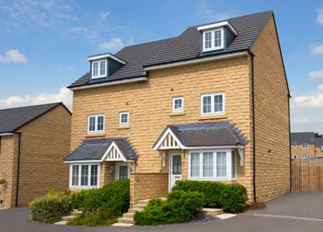 "Thumbnail 4 bed semi-detached house for sale in ""Woodbridge"" at North Dean Avenue, Keighley"