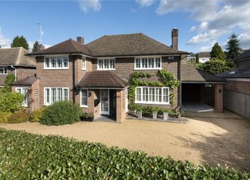Thumbnail 4 bed detached house for sale in Chipstead Park, Sevenoaks, Kent